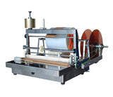 Semi-Automatic Over Wrap For Cellophane Perfume Box Wrapping Machine