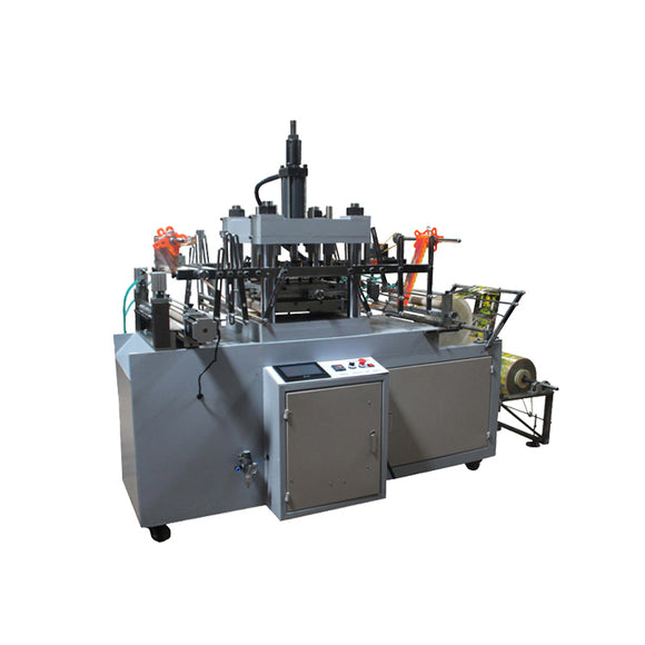AHS-3040 Automatic die-cutting computer control hot foil stamping machine