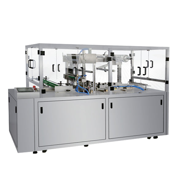 Automatic Cellophane Wrapping Machine For Big Box, Perfume Box