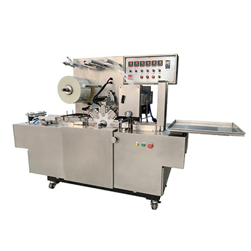 Automatic three-dimensional packaging machine perfume box packaging machine