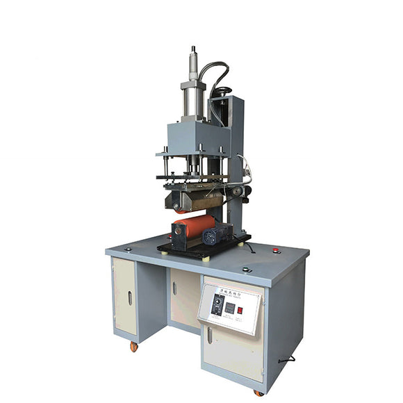 SEMI-AUTOMATIC HEAT TRANSFER MACHINE FOR SKATEBOARD