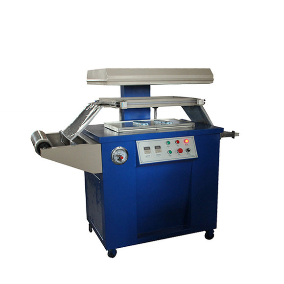 3DHT-6437 SEMI-AUTO 3D SLIPPER HEAT TRANSFER MACHINE