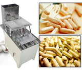 TSP-187 Manual Capsule Filling Machine 187 Capsule Per Time