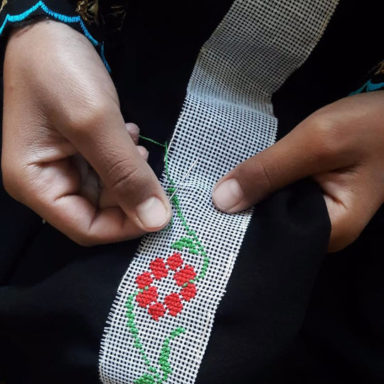 Spotlight on Bedouin Embroidery