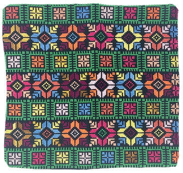 Bedouin Embrodiery - Pillow Covers (11x11-1/2