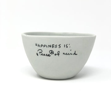 Peace of Mind Bowl