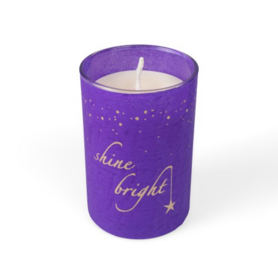 Shine Bright Candle