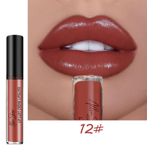 12 Colors Non-Stick Cup  Lipstick
