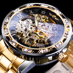 VIDADO Watches Timepieces GOLD Haute