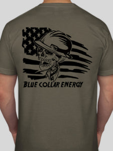 Blue Collar Energy T-Shirt