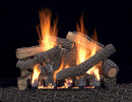 Ponderosa Vented Logs : Vented Logs - The Gas Log Experts