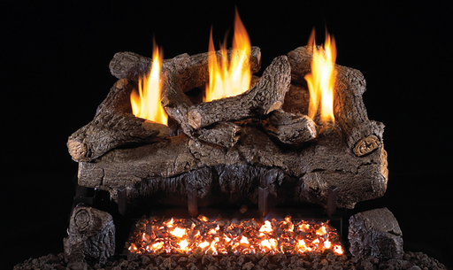 Evening Fyre Vent Free Gas Logs : Vent Free Logs - The Gas Log Experts