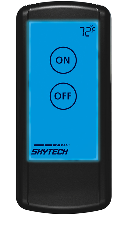 Skytech On/Off Gas Log Remote : Remote Controls - The Gas Log Experts