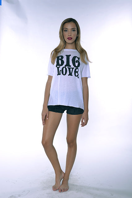 Big Love Crew Neck TEE