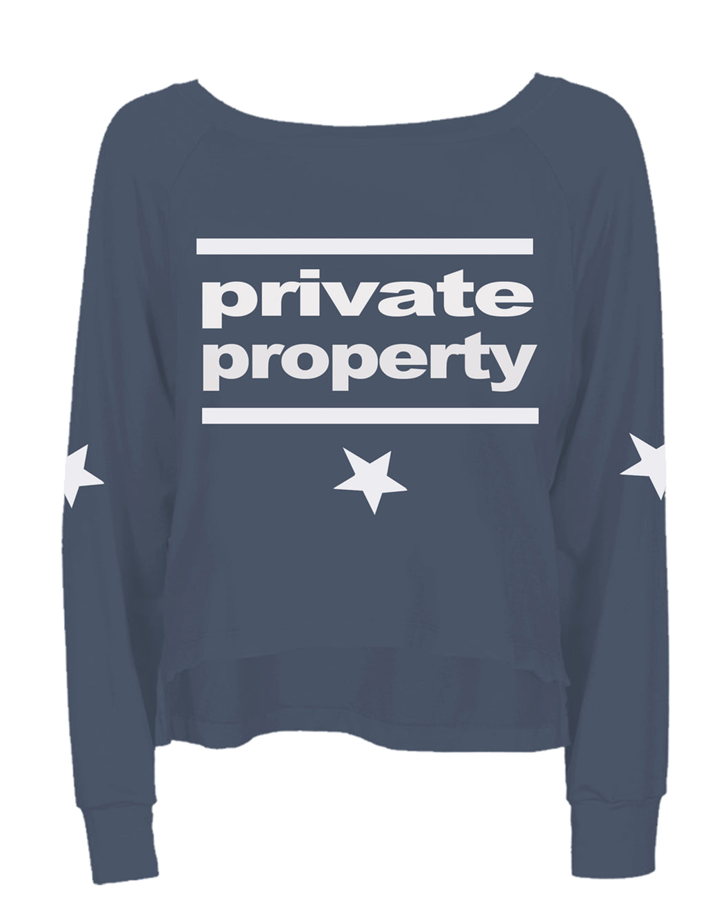 PRIVATE PROPERTY Sweater