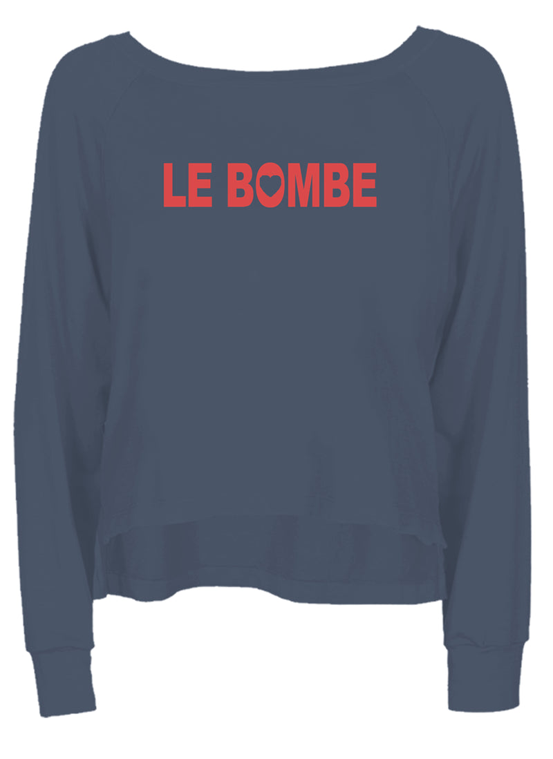 LE BOMBE Roadtrip Sweater