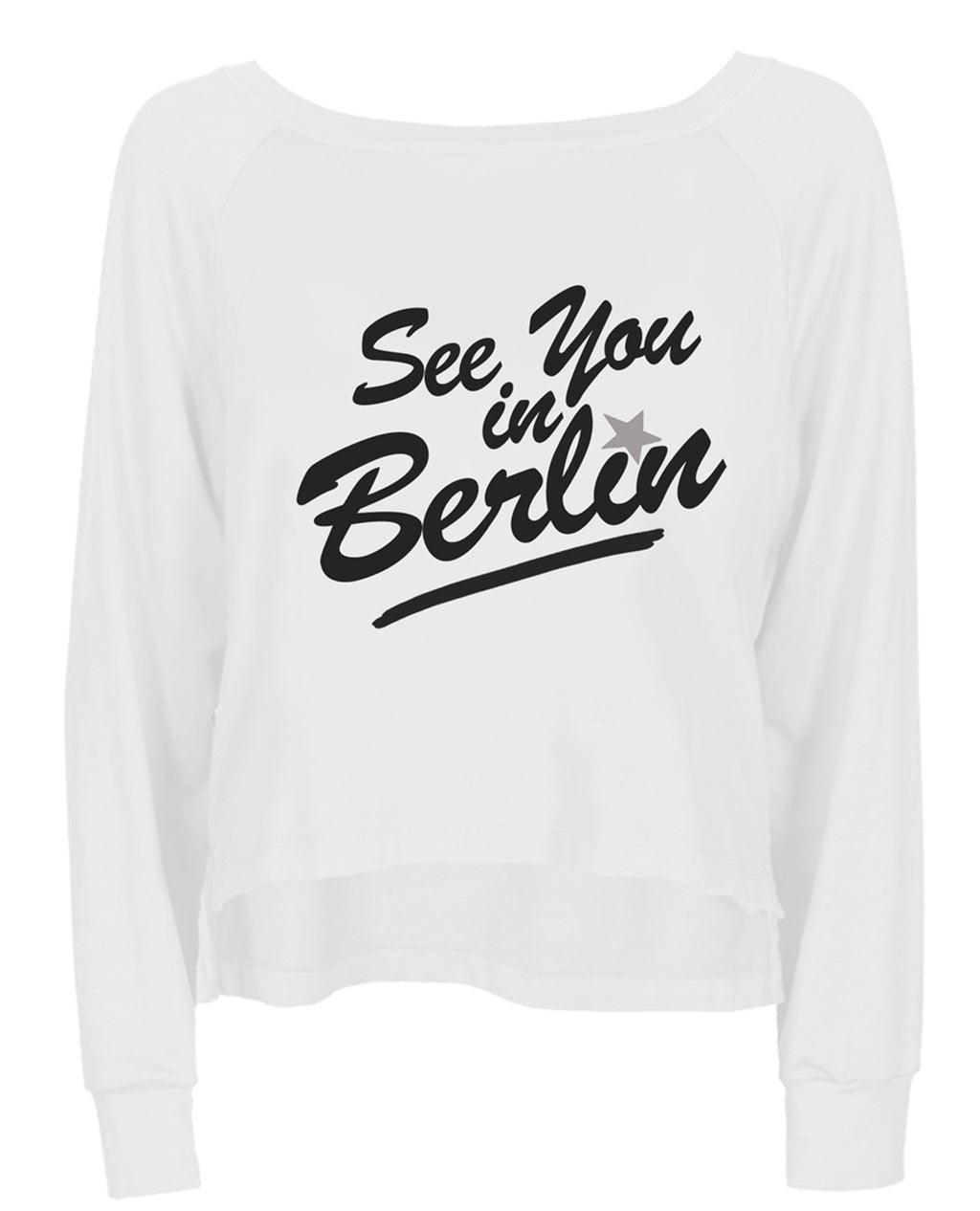 SEE YOU IN BERLIN Sweater