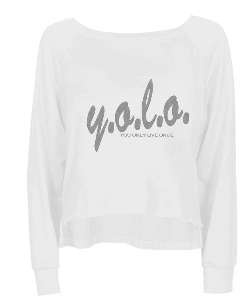 YOLO Roadtrip Sweater