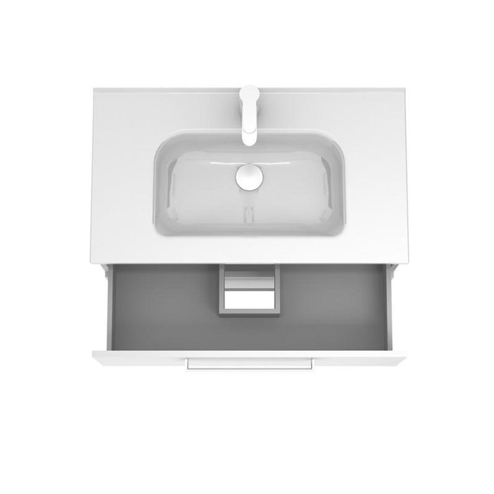 ROYO EASY Mueble+Lavabo Blanco Brillo