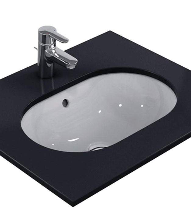 IDEAL STANDARD E504601 CONNECT Lavabo Bajo Encastre 48 Ovalado