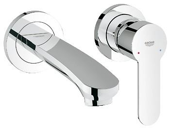 GROHE 19 571 002 Eurostyle C Mono. Lav mural caño 171mm S