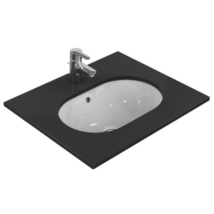 IDEAL STANDARD E504801 CONNECT Lavabo Bajo Encastre 55 Ovalado