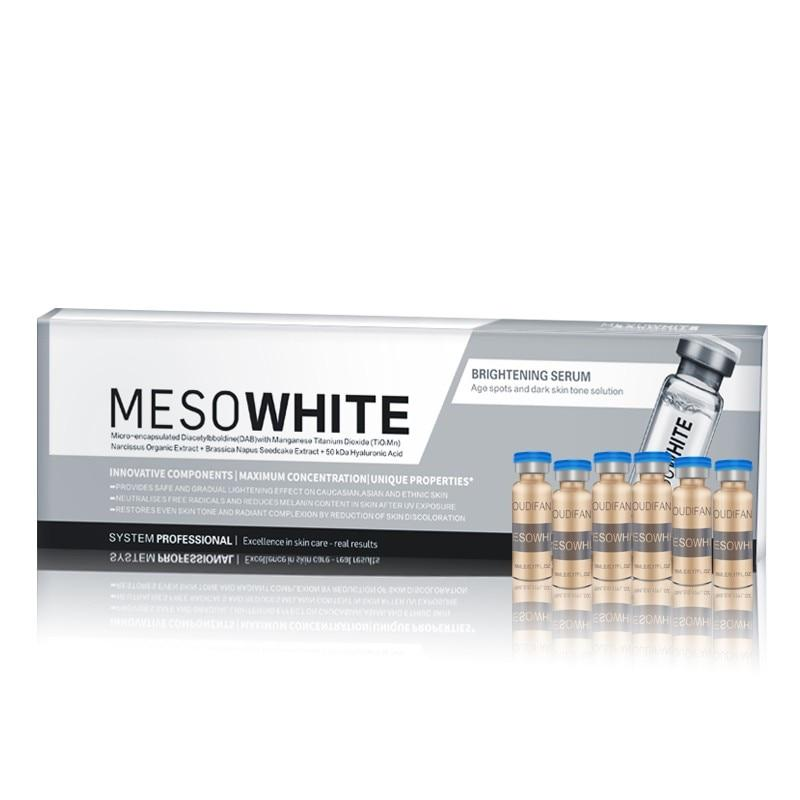 Mesowhite® N. 1 - Kit Bb Glow Serum Tonalizante - Loja MALL