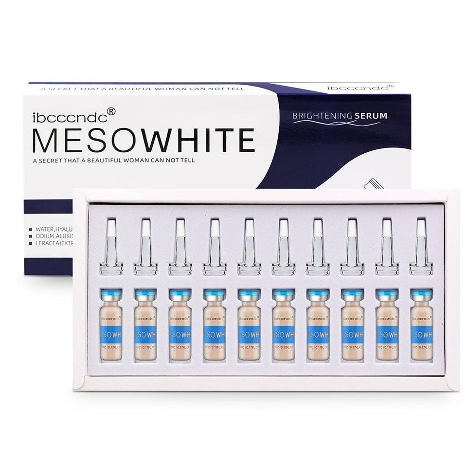 Mesowhite® N. 2 - Kit Bb Glow Serum Tonalizante - Loja MALL