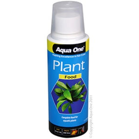 AQUA ONE Plant Fertiliser 250ml Treatment