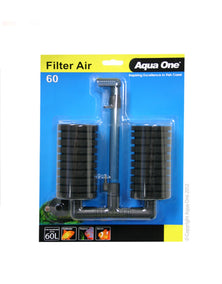 AQUA ONE FilterAir 60 Twin