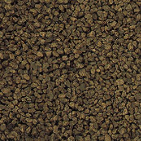 2mm Dark Brown Gravel 2.5kg