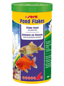 #sera flakes #pond flakes #pond food