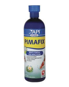 #Pimafix #Anti fungal aquarium #Fish Medications