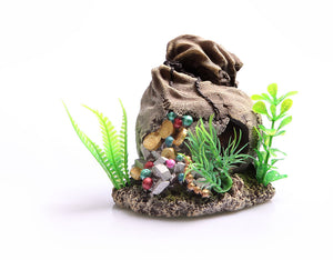 #Aquarium ornaments #Aquarium decorations #Fish tank ornaments