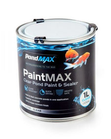 PondMax Paint & Pond Sealer Clear 1 litre