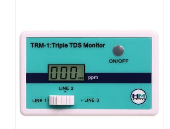 TRM-1: Triple In-Line TDS Monitor