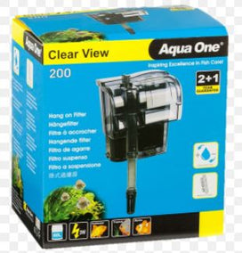 AQUA ONE ClearView 200 Hang on Filter