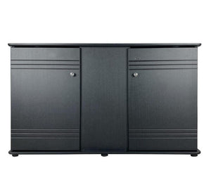 EAT-150 Black Aquarium Cabinet