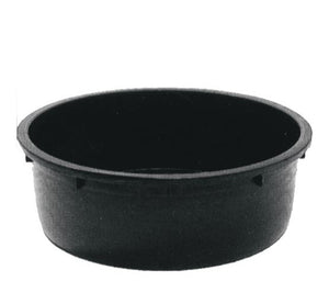 Round Feature Pond 1100mm Black