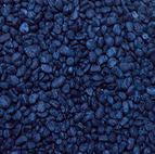 AQUA ONE Decorative Gravel 5kg Deep Blue 7mm