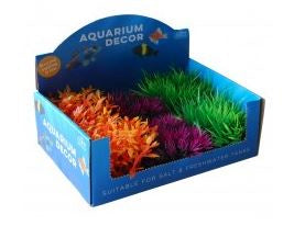 Aquarium Decor Plant Small 6pk