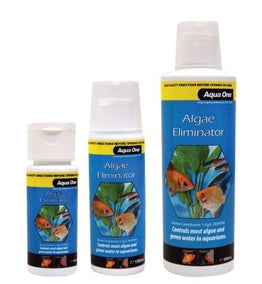 AQUA ONE Algae Eliminator 500ml Treatment