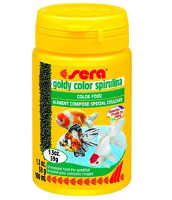 Sera Goldy Color Spirulina 390g
