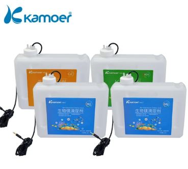 Kamoer X4 set of 4 containers