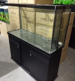 EA-120 JAD 4 foot Aquarium with glass lids