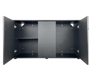 EAT-120 Black Aquarium Cabinet