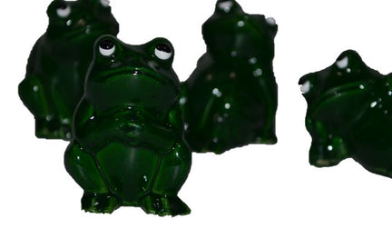 Pot Plant Frog Box of 4