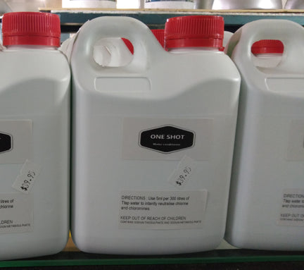 One Shot - Pond Water Conditioner 1 Litre