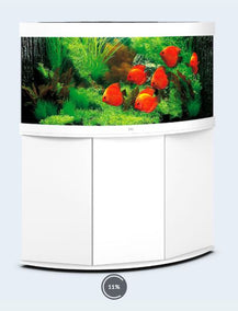 Juwel Trigon 350 LED Aquarium - Black