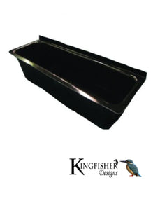 Water Wall Fibreglass Troughs